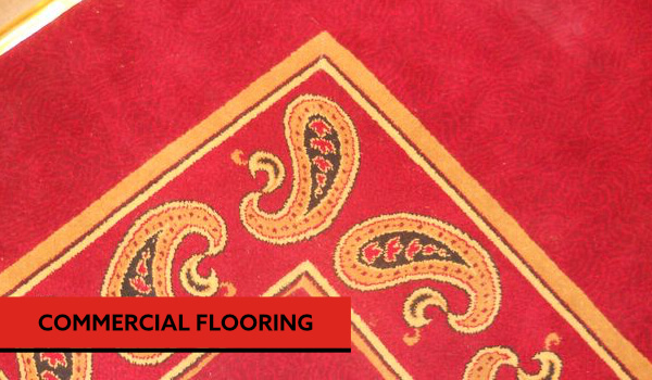 Commercial Flooring from base flooring
