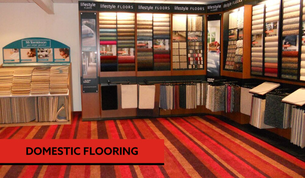 Domestic Flooring from Base Flooring